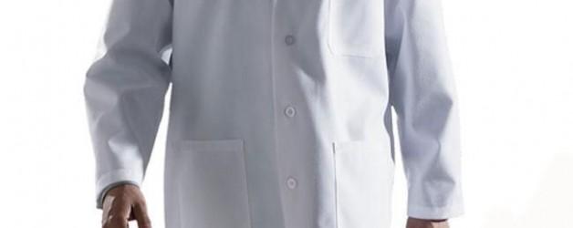 Ubiór dla lekarza – zestaw