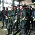 Odzież robocza dla górnika