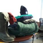 Ubranie robocze ocieplane – Odzież BHP