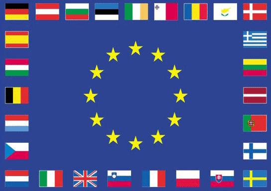 Flagi na Euro 2012