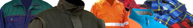 Ubrania robocze i ochronne, Spodnie ogrodniczki, Koszule flanelowe, Polary, Polo / T-shirty, Fartuchy, ODPIS NA PFRON
