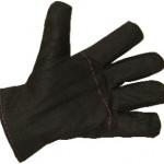 Rękawice ochronne - dziane-tkaninowe - drelichowe