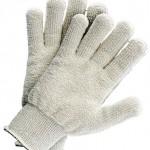 Rękawice ochronne - dziane-tkaninowe