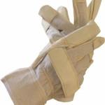 Rękawice wz. skórą - licowa