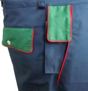 KERM LUX - Spodnie do pasa